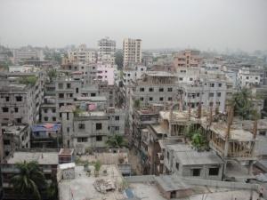 1 Dhaka aerial view