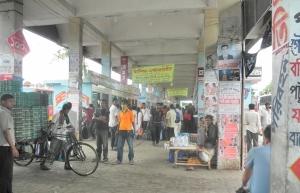 1. Gabtali Bus Station, Dhaka