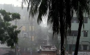 1. Rain in Dhaka